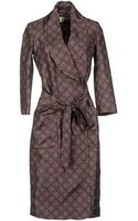 Paul Smith 34 Length Dresses - Lyst