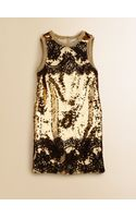 Dolce & Gabbana Girls Sequin Dress - Lyst