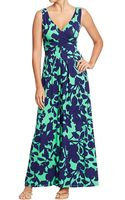 Old Navy Cross Front Jersey Maxi Dress - Lyst