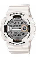 G-shock Baby G Mens White Resin Watch - Lyst