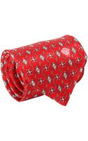 Versace Perfect Gentleman Tie - Lyst