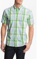 Cutter & Buck Fircrest Plaid Sport Shirt - Lyst