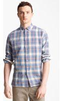 Rag & Bone Plaid Sport Shirt - Lyst