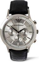 Emporio Armani Chronograph Watch - Lyst