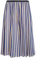 Forte Forte Striped Skirt - Lyst