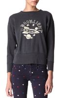 Isabel Marant Moonlight Sweatshirt - Lyst