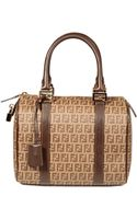Fendi  Medium Bowling Bag  - Lyst