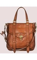 Proenza Schouler Ps1 Tote Leather - Lyst