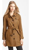 Burberry Brit Eminford Trench Coat  - Lyst