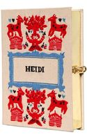 Olympia Le-Tan Heidi Cotton Book Clutch - Lyst