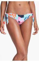 Seafolly Rio Side Tie Bikini Bottoms - Lyst