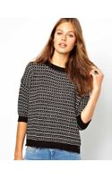Pepe Jeans Flecked Jumper - Lyst
