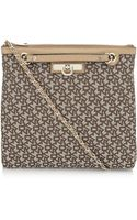 DKNY Town and Country Chain Handle Shoulder Bag - Lyst