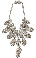 Erickson Beamon Cluster Necklace - Lyst