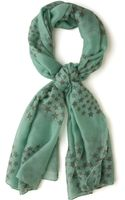 ModCloth Alpine Outlook Scarf - Lyst