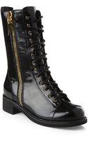 Giuseppe Zanotti Harriet Leather Boot - Lyst