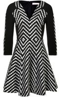 Matthew Williamson Wool Blend Dress - Lyst