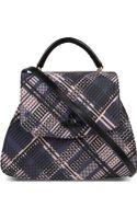 Vivienne Westwood Techno Tartan Crossbody Bag - Lyst