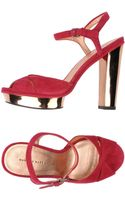 Marc By Marc Jacobs Sandals - Lyst