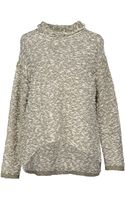 Stefanel Turtleneck - Lyst