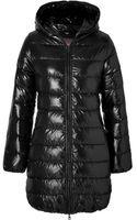 Duvetica Acequattro Down Coat in Black - Lyst