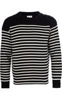 Saint Laurent Breton Sweater - Lyst