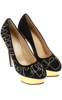Charlotte Olympia Pumps - Lyst