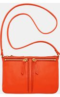 Fossil Erin Small Crossbody Bag - Lyst