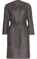 Dolce & Gabbana Wool Coat - Lyst