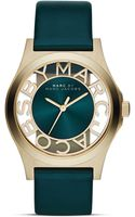 Marc By Marc Jacobs Skeleton Strap Watch 40mm - Lyst