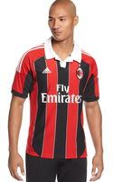 Adidas Climacool Ac Milan Home Jersey - Lyst