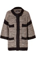 By Malene Birger Billipa Cardigan - Lyst