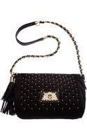 Juicy Couture Upscale Quilted Nylon Mini Kiki Bag - Lyst