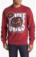 Mitchell & Ness Temple Sweatshirt - Lyst