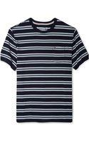 Tommy Hilfiger Earnest American Tshirt - Lyst