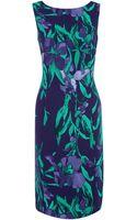 Jacques Vert Bloomsbury Print Shift Dress - Lyst
