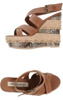 Naughty Monkey Sandals - Lyst