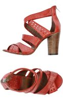 Pantanetti Sandals - Lyst