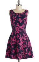 ModCloth Lanai For Gardening Dress - Lyst