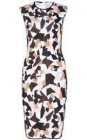 Givenchy Print Dress - Lyst