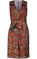 Altuzarra Kneelength Dress - Lyst