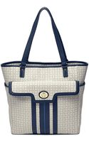 Tommy Hilfiger Th Tote - Lyst
