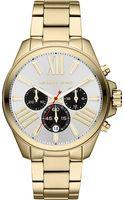 Michael Kors Michael Kors Wren Gold Plated Chronograph Watch - Lyst