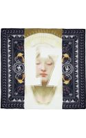 Givenchy Madonna Print Scarf - Lyst