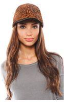 Eugenia Kim Darien Baseball Cap - Lyst