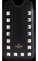 Valentino Rockstuds Iphone 5 Case - Lyst
