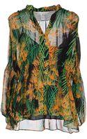 Diane Von Furstenberg Shirts - Lyst