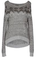 Pinko Long Sleeve Sweater - Lyst