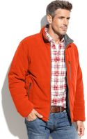 Weatherproof 32 Degrees Coat Nano Tech Reversible Fleece Jacket - Lyst