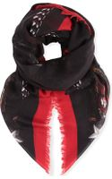Givenchy Rottweiler Scarf - Lyst